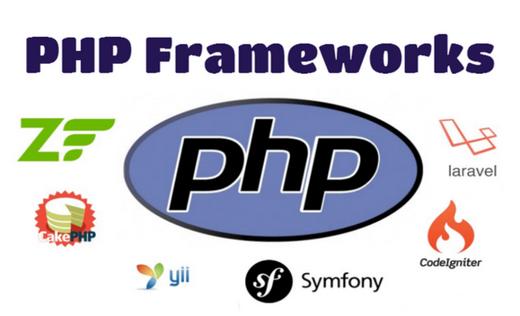PHP Frameworks and usages of Frameworks